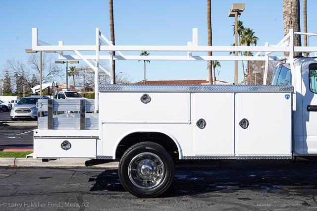 2021 Ford F-450 Crew Cab DRW 4x2, Royal Service Combo Body #21P024 - photo 13