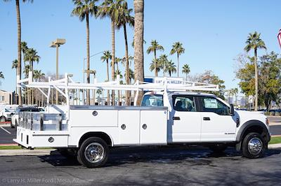 2021 Ford F-450 Crew Cab DRW 4x2, Royal Service Combo Body #21P024 - photo 11