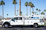 2021 Ford F-450 Crew Cab DRW 4x2, Royal Service Combo Body #21P024 - photo 6