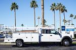2021 Ford F-450 Crew Cab DRW 4x2, Royal Service Combo Body #21P024 - photo 12