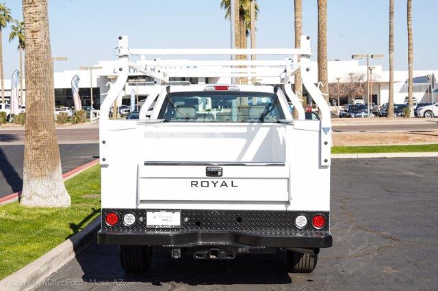 2021 Ford F-250 Regular Cab 4x2, Royal Service Body #21P031 - photo 10