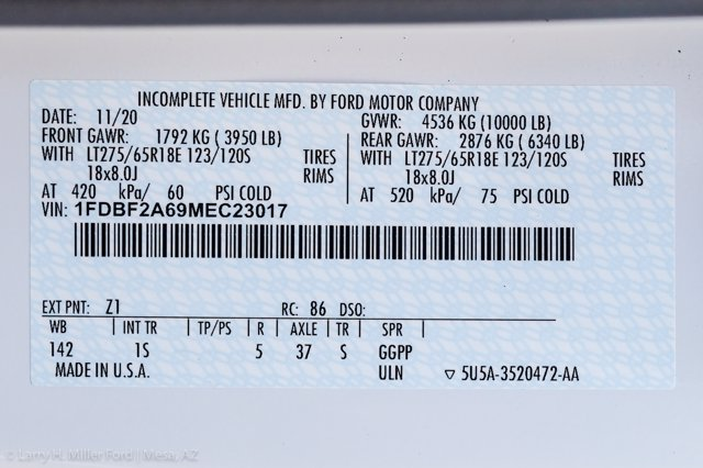 2021 Ford F-250 Regular Cab 4x2, Royal Service Body #21P031 - photo 28