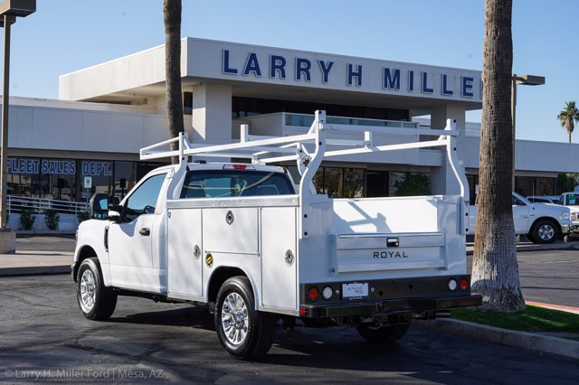 2021 Ford F-250 Regular Cab 4x2, Royal Service Body #21P032 - photo 1