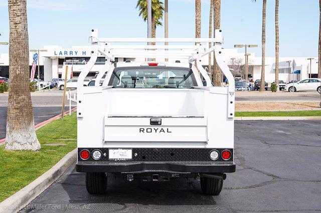 2021 Ford F-250 Crew Cab 4x4, Royal Service Body #21P033 - photo 9