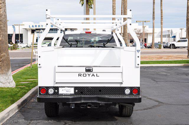2021 Ford F-350 Crew Cab 4x4, Royal Service Body #21P036 - photo 10