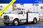 2021 Ford F-750 Super Cab DRW 4x2, Knapheide KMT Mechanics Body #21P049 - photo 1