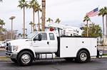 2021 Ford F-750 Super Cab DRW 4x2, Knapheide KMT Mechanics Body #21P049 - photo 12