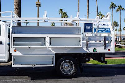 2021 Ford F-450 Crew Cab DRW 4x2, Royal Contractor Body #21P053 - photo 3
