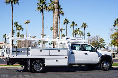 2021 Ford F-450 Crew Cab DRW 4x2, Royal Contractor Body #21P053 - photo 11