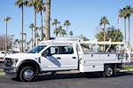 2021 Ford F-450 Crew Cab DRW 4x2, Royal Contractor Body #21P053 - photo 8