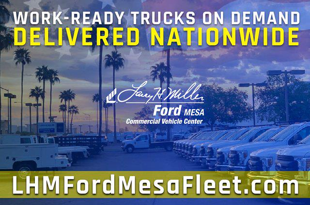 2021 Ford F-550 Crew Cab DRW 4x4, Knapheide Standard Forestry Chipper Body #21P054 - photo 3
