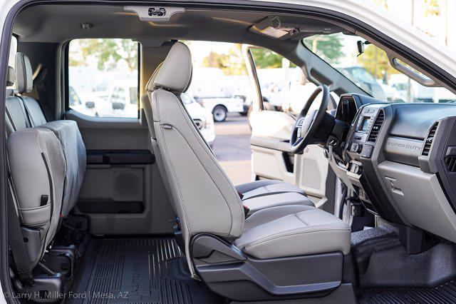 2021 Ford F-350 Super Cab 4x4, Knapheide Steel Service Body #21P057 - photo 29