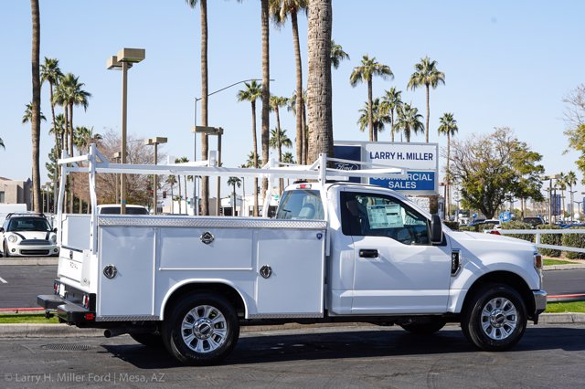 2021 Ford F-250 Regular Cab 4x2, Royal Service Body #21P066 - photo 9