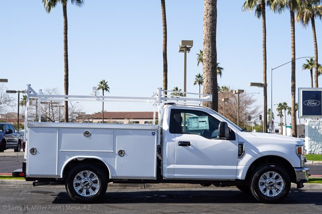 2021 Ford F-250 Regular Cab 4x2, Royal Service Body #21P066 - photo 10