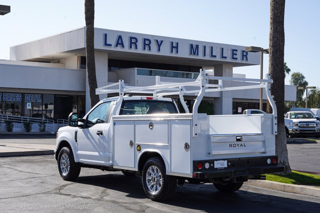 2021 Ford F-250 Regular Cab 4x2, Royal Service Body #21P066 - photo 1