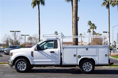 2021 Ford F-250 Regular Cab 4x2, Royal Service Body #21P066 - photo 4