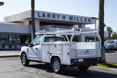 2021 Ford F-250 Regular Cab 4x2, Royal Service Body #21P066 - photo 2