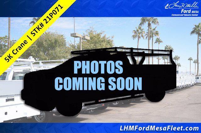 2021 Ford F-450 Regular Cab DRW 4x4, Royal Truck Body Contractor Body #21P071 - photo 1