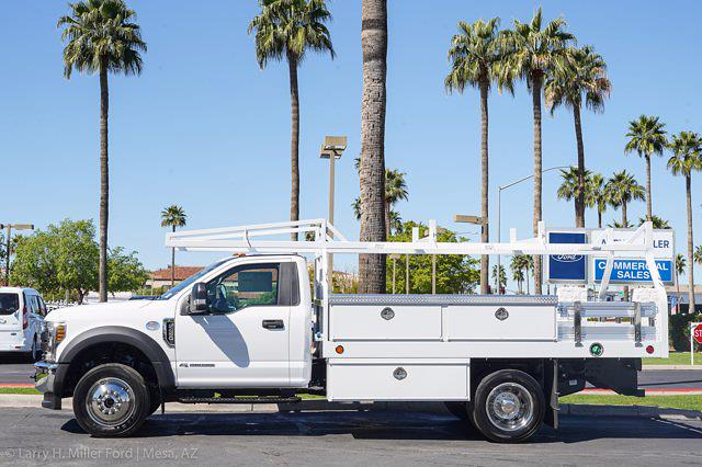 2021 Ford F-450 Regular Cab DRW 4x4, Royal Truck Body Contractor Body #21P071 - photo 2