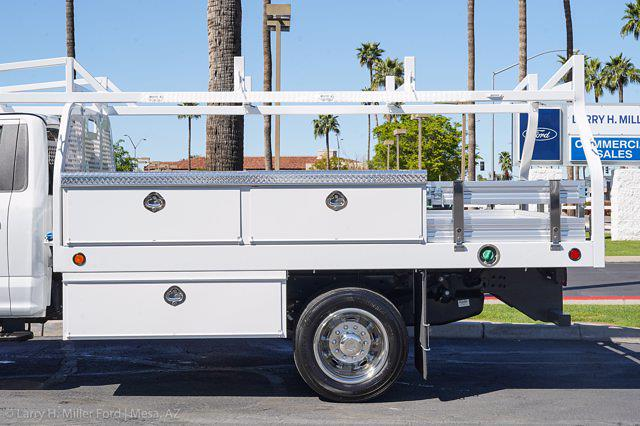 2021 Ford F-450 Regular Cab DRW 4x4, Royal Truck Body Contractor Body #21P071 - photo 5