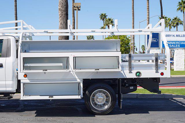 2021 Ford F-450 Regular Cab DRW 4x4, Royal Truck Body Contractor Body #21P071 - photo 6