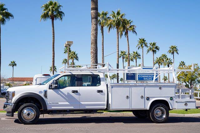 2021 Ford F-450 Crew Cab DRW 4x4, Royal Truck Body Combo Body #21P075 - photo 1