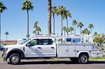 2021 Ford F-450 Crew Cab DRW 4x4, Royal Truck Body Service Combo Body #21P075 - photo 2