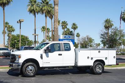 2021 Ford F-350 Super Cab DRW 4x4, Royal Truck Body Service Body #21P083 - photo 3