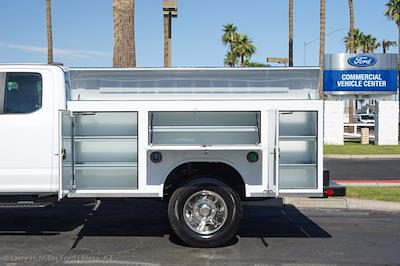 2021 Ford F-350 Super Cab DRW 4x4, Royal Truck Body Service Body #21P083 - photo 6