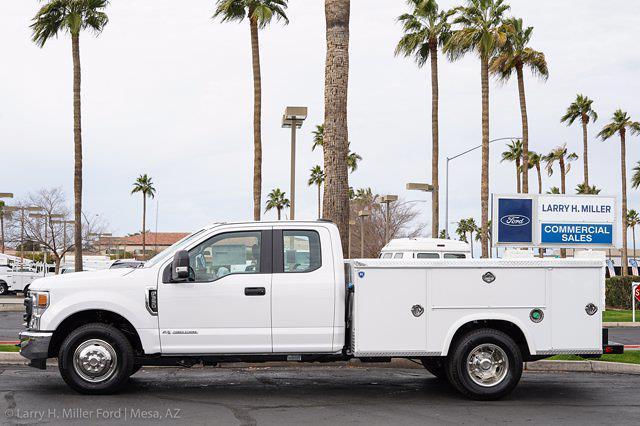 2021 Ford F-450 Super Cab DRW 4x2, Royal Truck Body Service Body #21P084 - photo 2