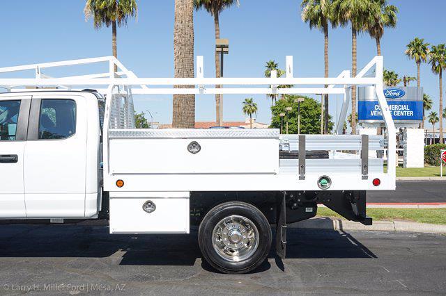 2021 Ford F-450 Super Cab DRW 4x2, Royal Truck Body Contractor Body #21P085 - photo 6