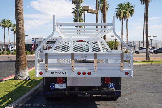 2021 Ford F-450 Super Cab DRW 4x2, Royal Truck Body Contractor Body #21P085 - photo 10