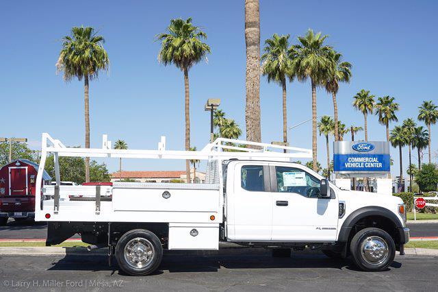2021 Ford F-450 Super Cab DRW 4x2, Royal Truck Body Contractor Body #21P085 - photo 13
