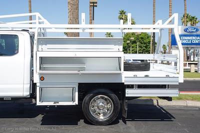 2021 Ford F-450 Super Cab DRW 4x2, Royal Truck Body Contractor Body #21P085 - photo 7