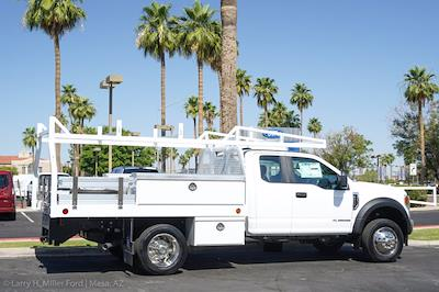 2021 Ford F-450 Super Cab DRW 4x2, Royal Truck Body Contractor Body #21P085 - photo 12