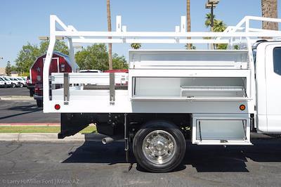 2021 Ford F-450 Super Cab DRW 4x2, Royal Truck Body Contractor Body #21P085 - photo 15