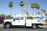 2021 Ford F-450 Super Cab DRW 4x2, Royal Truck Body Contractor Body #21P085 - photo 3