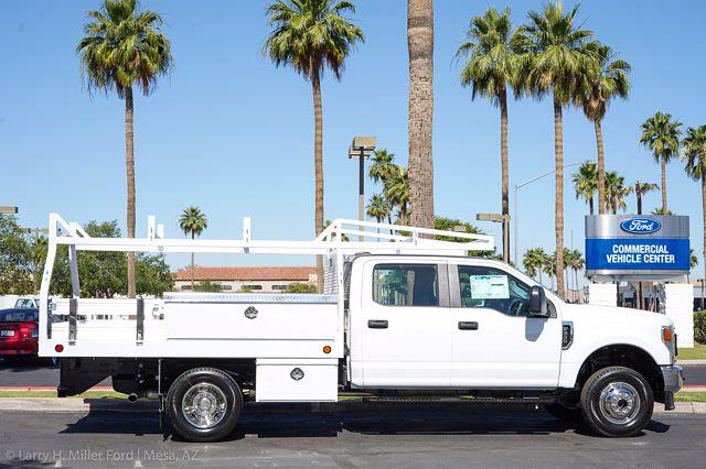2021 Ford F-350 Crew Cab DRW 4x4, Royal Truck Body Contractor Body #21P088 - photo 12