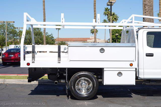 2021 Ford F-350 Crew Cab DRW 4x4, Royal Truck Body Contractor Body #21P088 - photo 13
