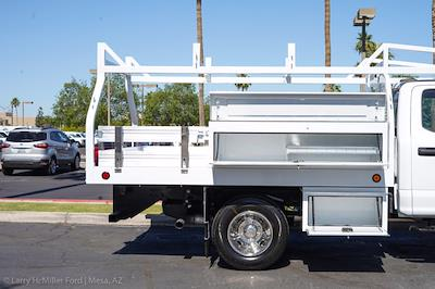 2021 Ford F-350 Crew Cab DRW 4x4, Royal Truck Body Contractor Body #21P088 - photo 14