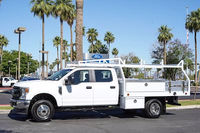 2021 Ford F-350 Crew Cab DRW 4x4, Royal Truck Body Contractor Body #21P088 - photo 4