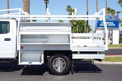 2021 Ford F-350 Crew Cab DRW 4x4, Royal Truck Body Contractor Body #21P088 - photo 7
