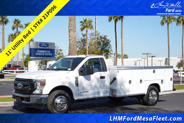 2021 Ford F-350 Regular Cab DRW 4x2, Royal Service Body #21P096 - photo 1