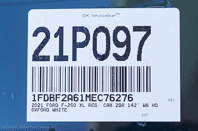 2021 Ford F-250 Regular Cab 4x2, Royal Service Body #21P097 - photo 29