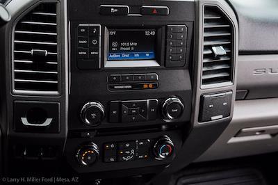 2018 Ford F-550 Regular Cab DRW 4x2, Knapheide Value-Master X Platform Body #21P097A - photo 18