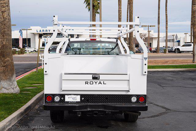 2021 Ford F-250 Regular Cab 4x2, Royal Service Body #21P098 - photo 10