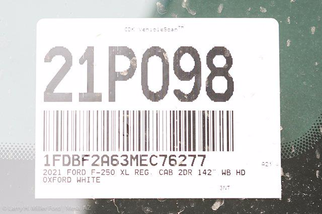 2021 Ford F-250 Regular Cab 4x2, Royal Service Body #21P098 - photo 29