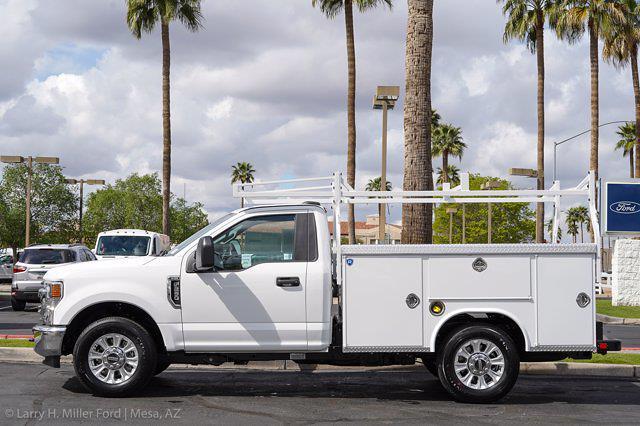 2021 Ford F-250 Regular Cab 4x2, Royal Truck Body Service Body #21P099 - photo 4
