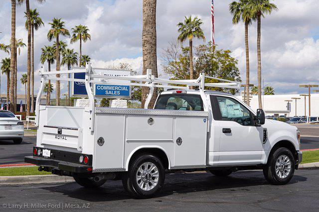 2021 Ford F-250 Regular Cab 4x2, Royal Truck Body Service Body #21P099 - photo 10