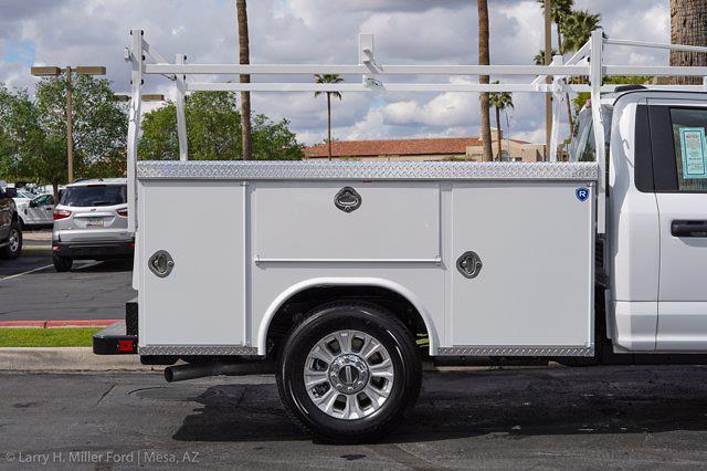 2021 Ford F-250 Regular Cab 4x2, Royal Truck Body Service Body #21P099 - photo 13